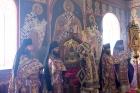 Архипастырь посетил Горнальский монастырь и Суджанское благочиние
